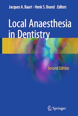 Download Local anaesthesia in dentistry - Baart Jacques