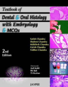 Download Textbook of dental and oral histology and embryology with mcps - Satish Chandra